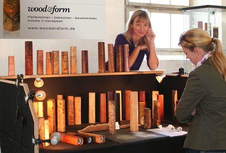 Woodandform - Die MühlenManufaktur®,  Holz