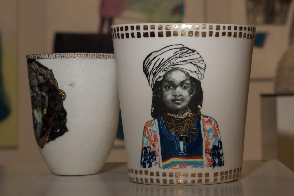 Andile Schöllhorn Keramik/Porzellan