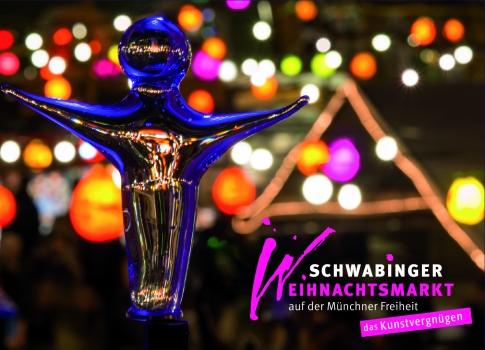 Schwabinger Weihnachtsmarkt 2019