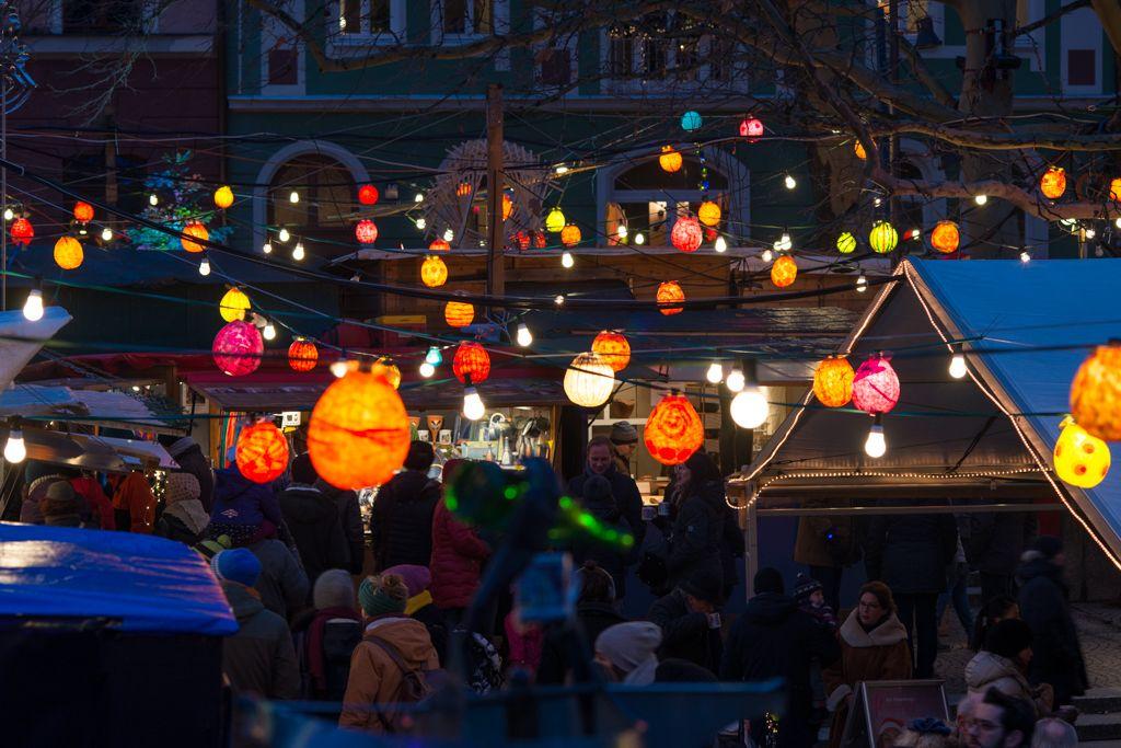 Schwabinger Weihnachtsmarkt  Foto Thomas Giessner-6483