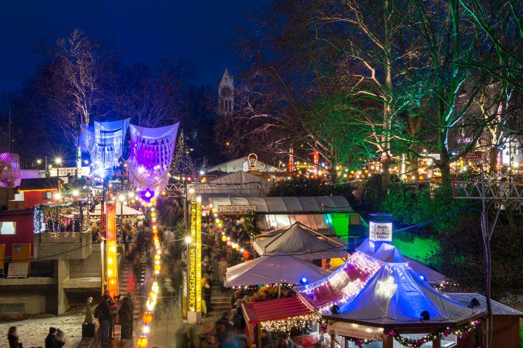 Schwabinger Weihnachtsmarkt  Foto Thomas Giessner-6838